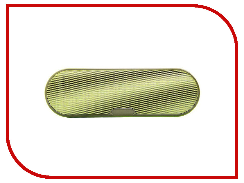 Колонка Activ SRS-XB2 Green 80734 колонка activ rc 1033 violet 57704