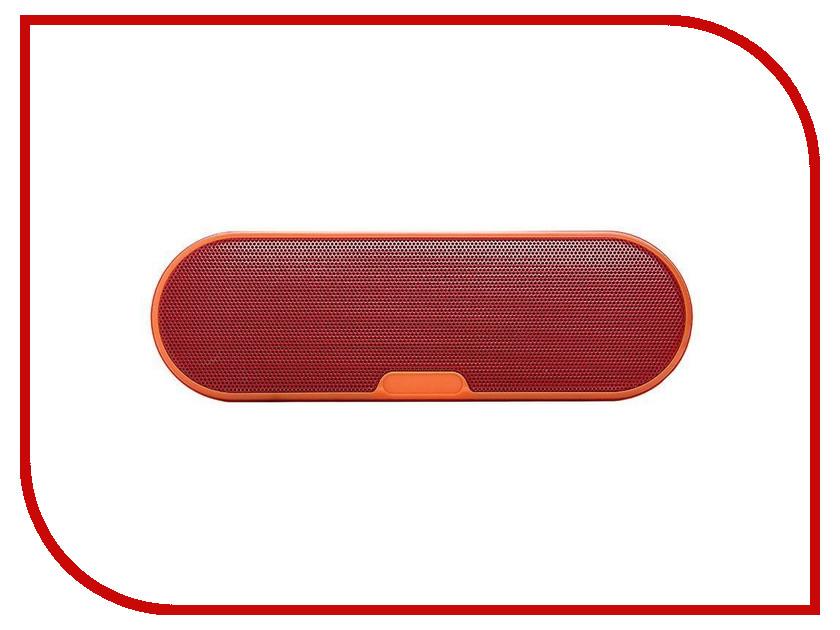 Колонка Activ SRS-XB2 Red 80732 колонка activ hoperstar h34 red 80745