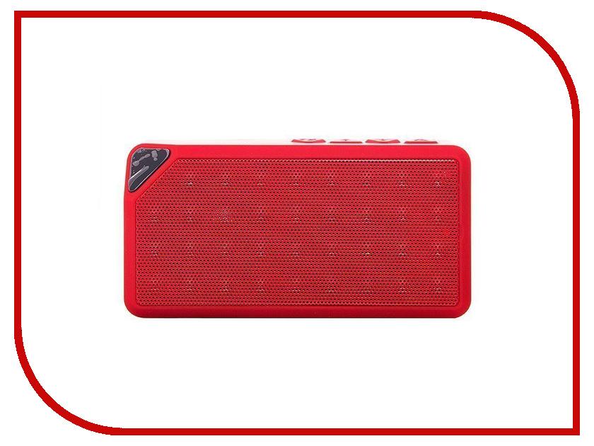 Колонка Activ Musicbox Neo Red 75676 калькулятор canon as 888
