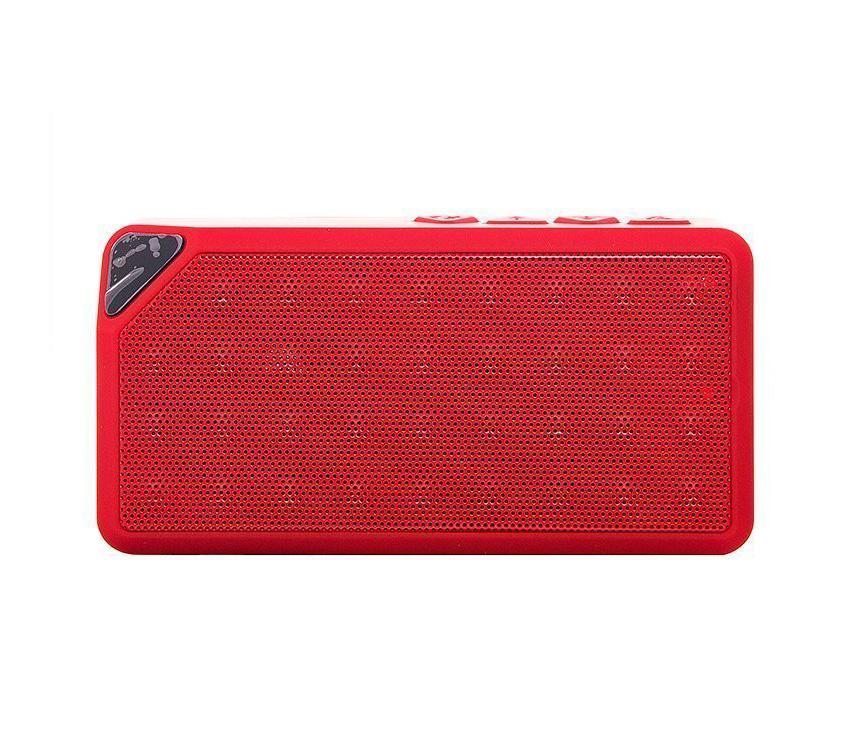 Колонка Activ Musicbox Neo Red 75676