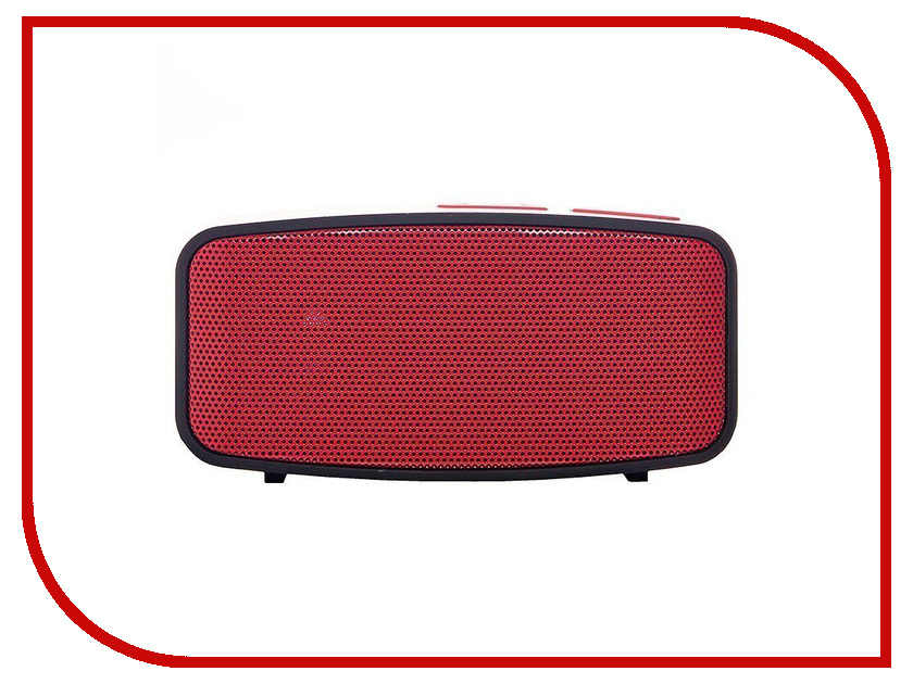 Колонка Activ Musicbox One Red 75671