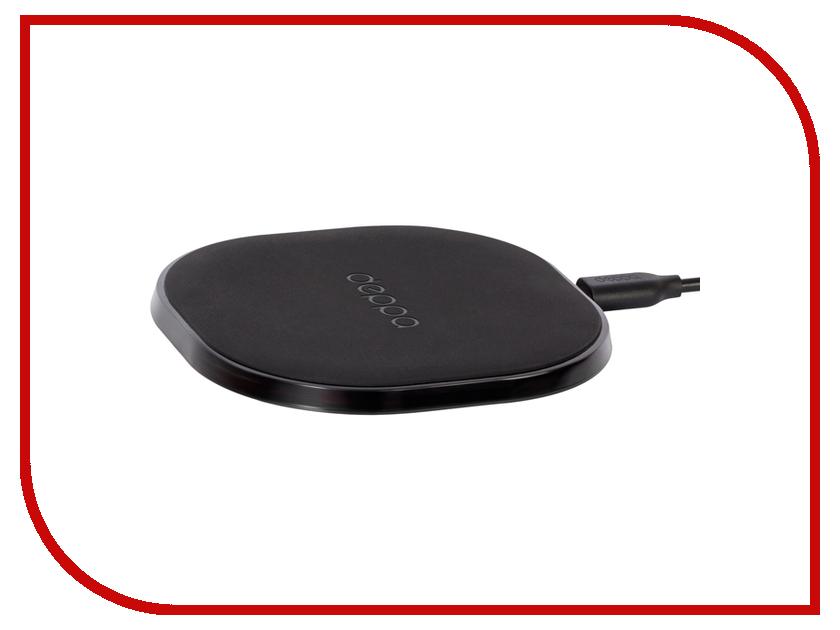 Зарядное устройство Deppa DEP-24000 Black держатель deppa vogue black dep 55127