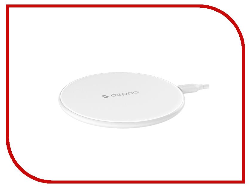 Зарядное устройство Deppa DEP-24001 White