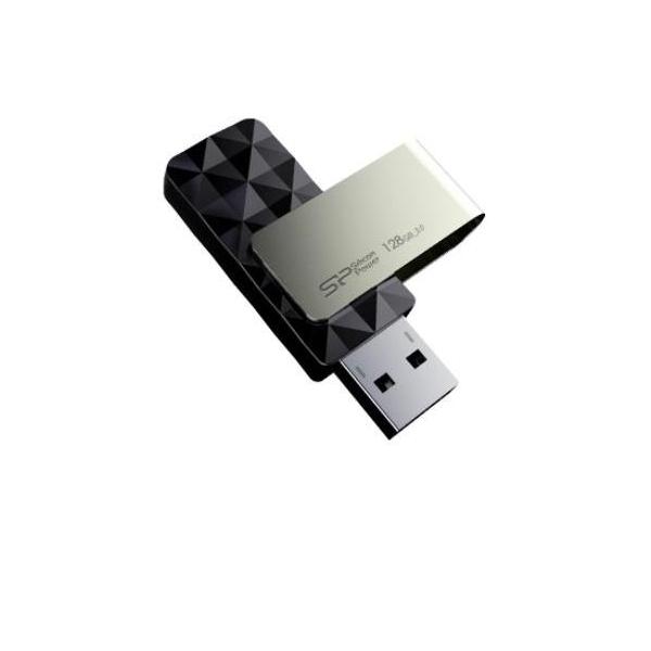 USB Flash Drive 128Gb - Silicon Power Blaze B30 SP128GBUF3B30VSK