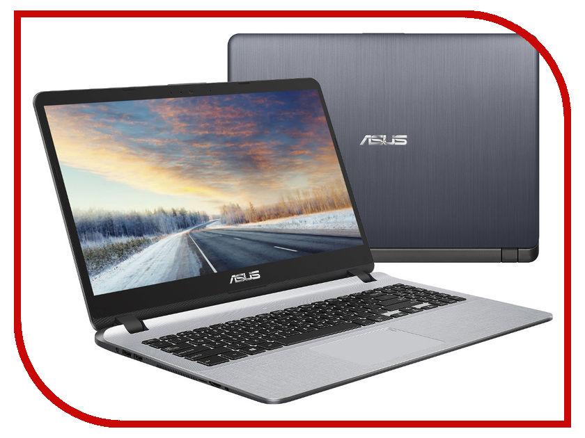 Ноутбук ASUS Laptop X507UA-BQ040 90NB0HI1-M01150 (Intel Core i3-6006U 2.0 GHz/4096Mb/1000Gb/No ODD/Intel HD Graphics/Wi-Fi/Bluetooth/Cam/15.6/1920x1080/DOS) for asus k75de motherboard laptop mainboard qml70 la8371p rev 1a 100