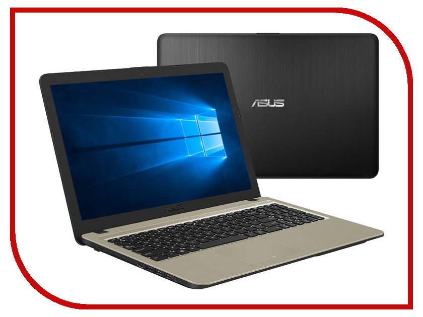Ноутбук ASUS Vivobook X540NV-DM027T 90NB0HM1-M00600 (Intel Pentium N4200 1.1 GHz/4096Mb/1000Gb/No ODD/nVidia GeForce 920MX 2048Mb/Wi-Fi/Bluetooth/Cam/15.6/1920x1080/Windows 10 64-bit) моноблок asus vivo aio v220iagk ba014x 21 5 led core i3 5005u 2000mhz 4096mb hdd 1000gb nvidia geforce 930mx 2048mb ms windows 10 home 64 bit [90pt01p1 m00600]