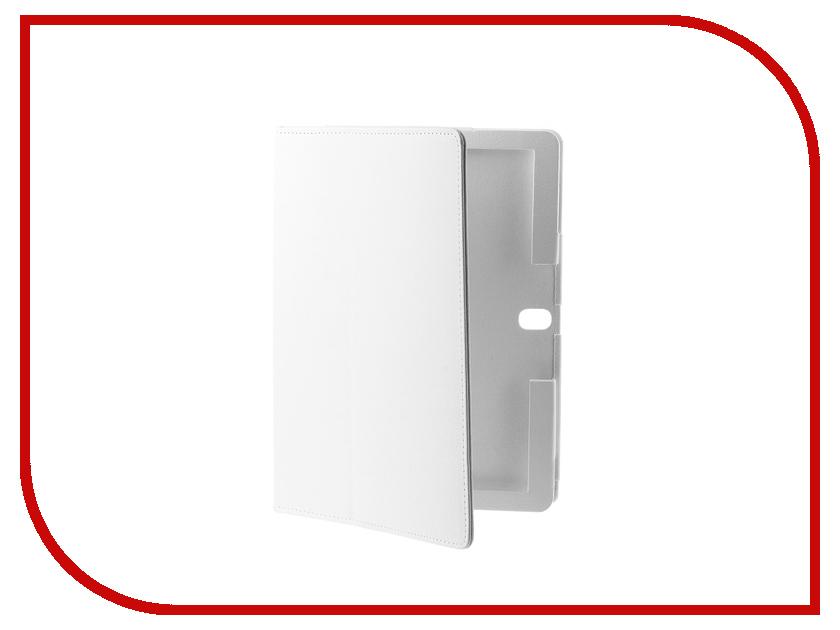 Аксессуар Чехол Huawei Media Pad M3 Lite 10 IT Baggage White ITHWM310-0 чехол книжка it baggage для смартфона huawei p8 lite искусственная кожа черный