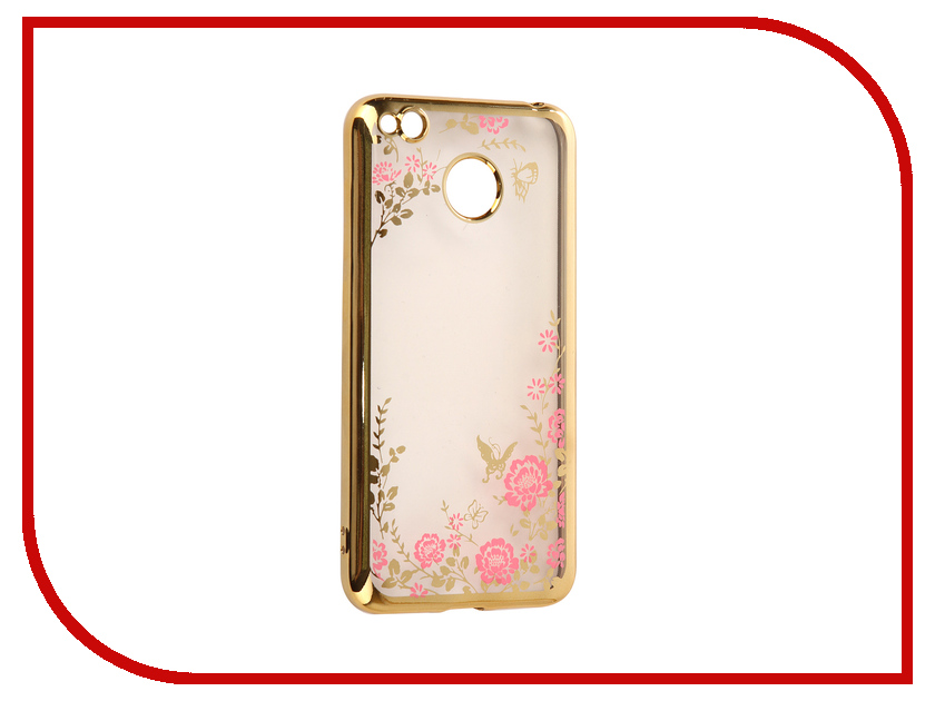 Аксессуар Чехол-накладка Xiaomi Redmi 4X SkinBox Silicone Chrome Border Color Style 1 4People Pink T-S-XR4X-010 аксессуар очки защитные truper t 10813