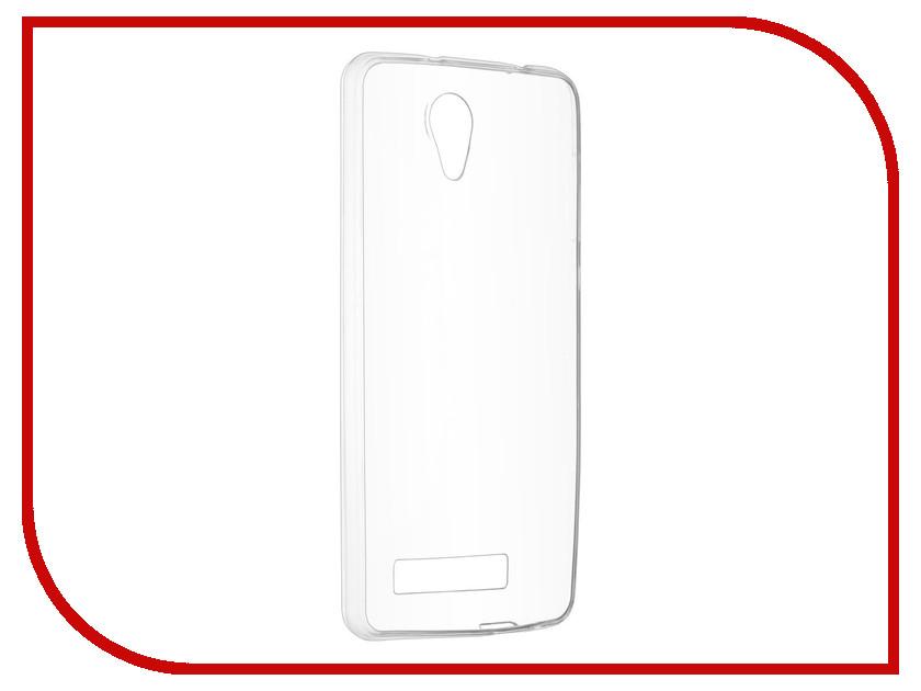Аксессуар Чехол-накладка для Philips S318 SkinBox Slim Silicone Transparent T-S-PS318-005 аксессуар чехол накладка huawei y3 2017 skinbox slim silicone transparent t s hy32017 005