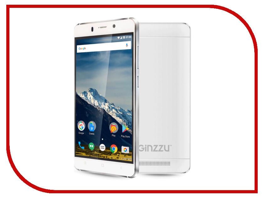 Сотовый телефон Ginzzu S5021 White сотовый телефон archos sense 55dc 503438