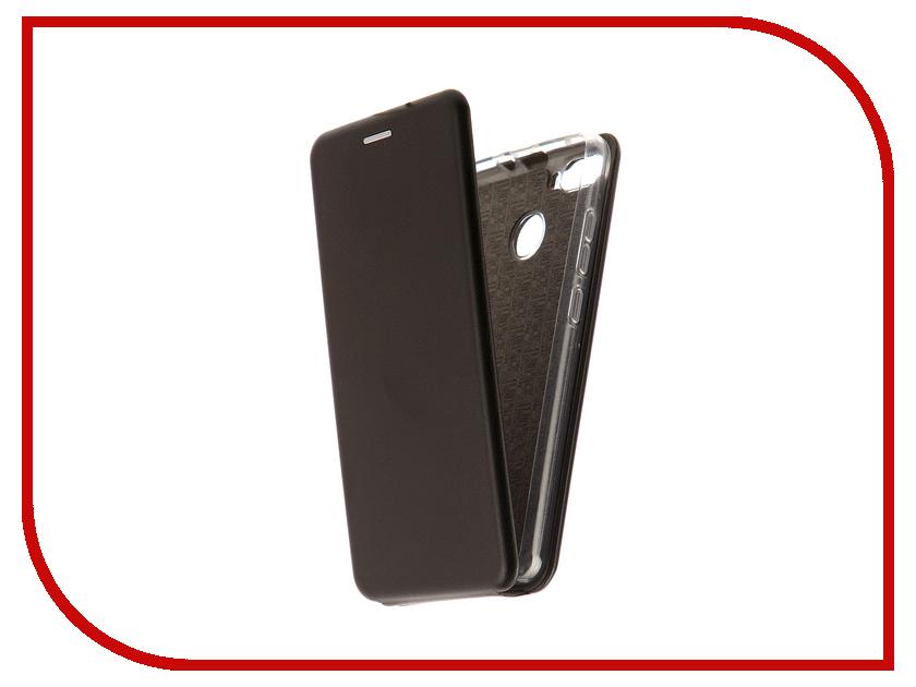 Аксессуар Чехол-флип BQ BQ-5005L эко кожа + Silicone Black