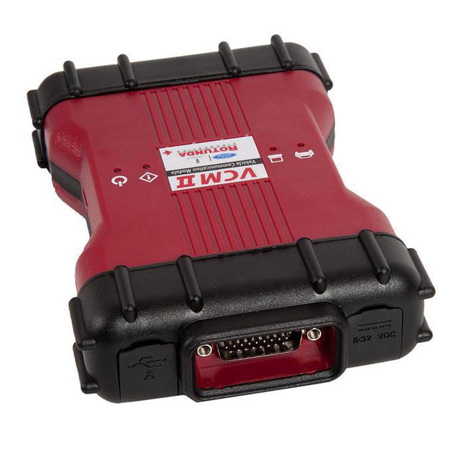 Автосканер RocknParts Zip Ford VCM II 374987 автосканер zip vag com kkl 409 1 374973