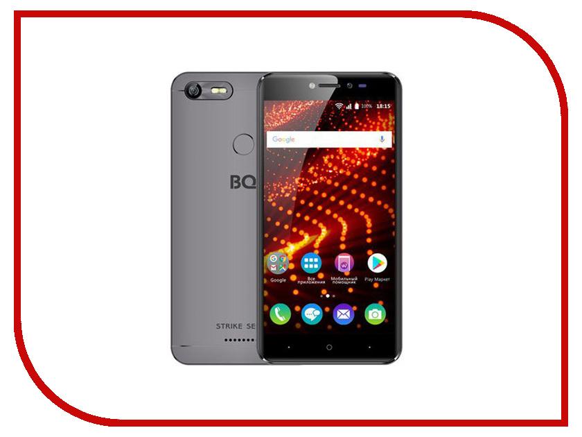 Сотовый телефон BQ 5204 Strike Selfie Grey