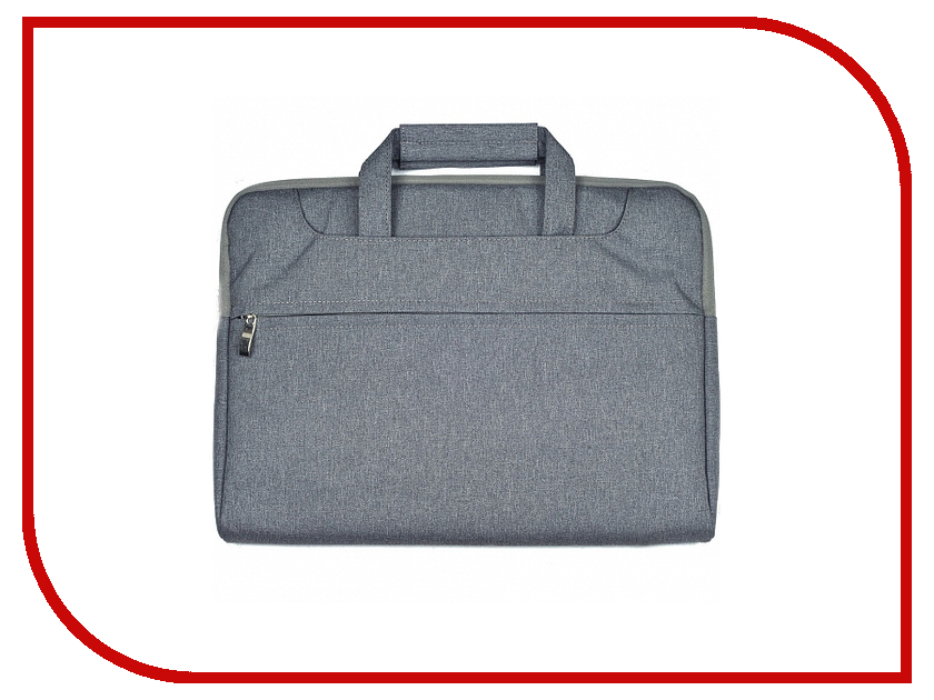 Аксессуар Сумка 15-inch DDC Eco Series для Macbook 15 Grey granfest eco 18 grey