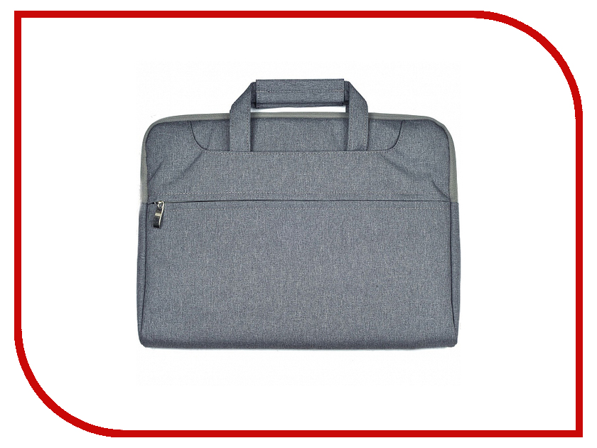 Аксессуар Сумка 13-inch DDC Eco Series для Macbook 13 Grey granfest eco 18 grey