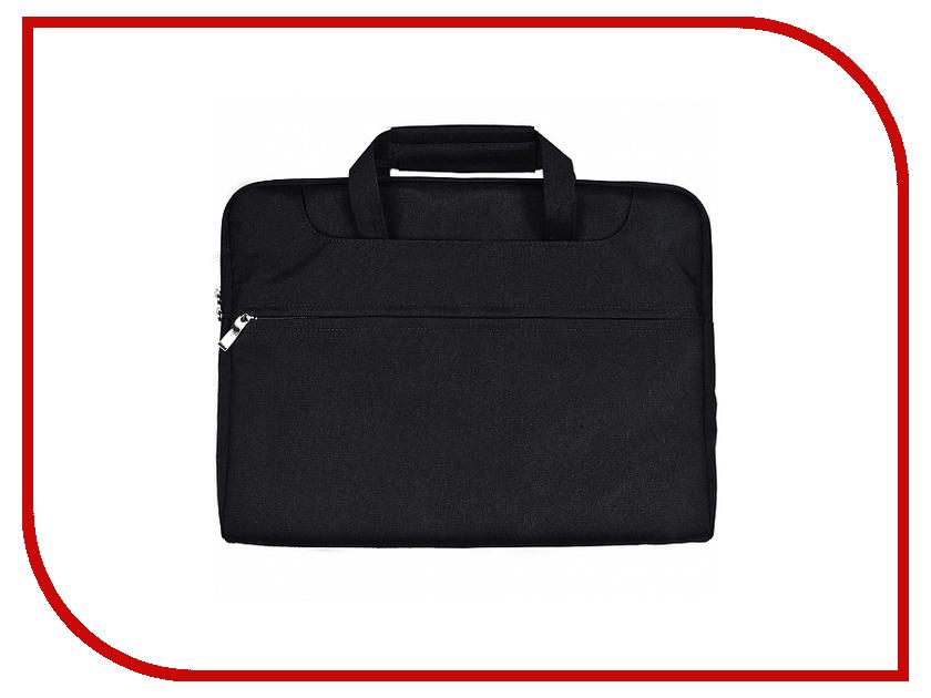 Аксессуар Сумка 12-inch DDC Eco Series для Macbook 11/12 Black