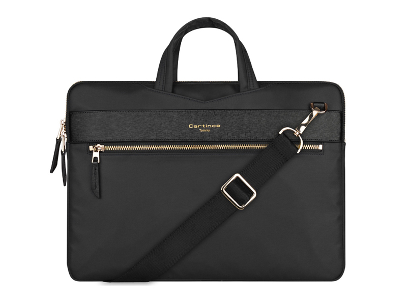 Аксессуар Сумка 13-inch Cartinoe для Macbook 13 Tommy Series Black 904387 аксессуар сумка 13 inch jack spark tissue bag для macbook 13 blue