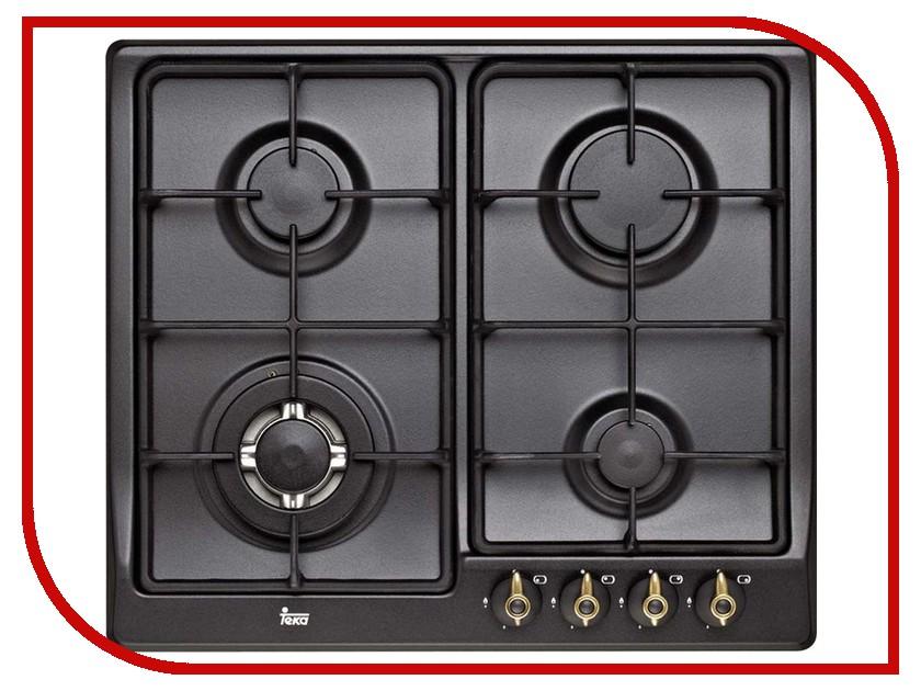 Варочная панель Teka EH 60 4G AI AL TR CI NAT Anthracite OB кухонная мойка teka classic 1b 1d lux