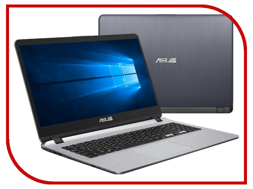 Ноутбук ASUS Laptop X507UA-BQ040T 90NB0HI1-M00550 (Intel Core i3-6006U 2.0 GHz/4096Mb/1000Gb/No ODD/Intel HD Graphics/Wi-Fi/Bluetooth/Cam/15.6/1920x1080/Windows 10 64-bit) адаптер wi fi upvel ua 371ac arctic white ua 371ac arctic white