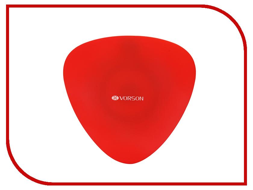 Зарядное устройство Vorson Tailors Chalk Wireless Charge Red