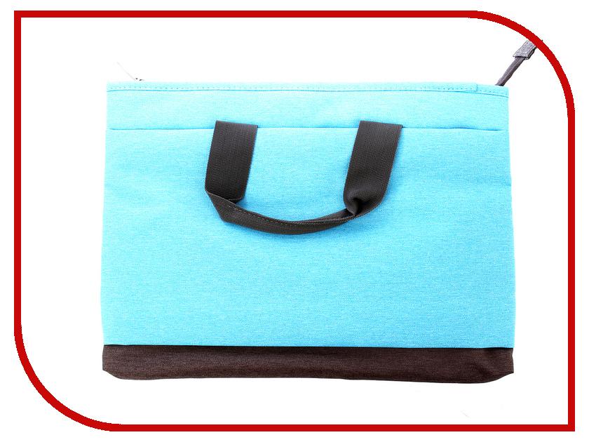 Аксессуар Сумка 13-inch Cartinoe Tissue для Macbook 13 Light Blue