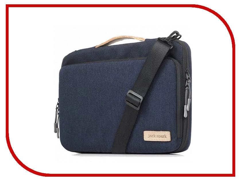 все для MacBook   Аксессуар Сумка 15-inch Jack Spark Tissue Bag для Macbook 15 Blue