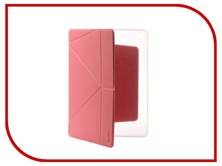 все цены на Аксессуар Чехол Gurdini Lights Series для APPLE iPad 9.7 2017 Pink 903676