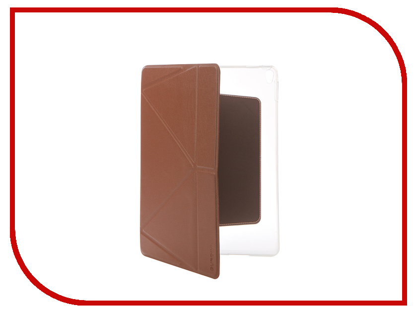 все цены на Аксессуар Чехол Gurdini Lights Series для APPLE iPad Pro 10.5 2017 Brown 903863