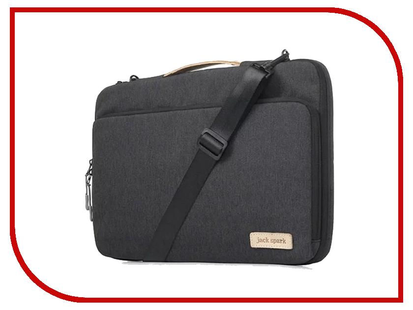 все для MacBook   Аксессуар Сумка 15-inch Jack Spark Tissue Bag для Macbook 15 Black