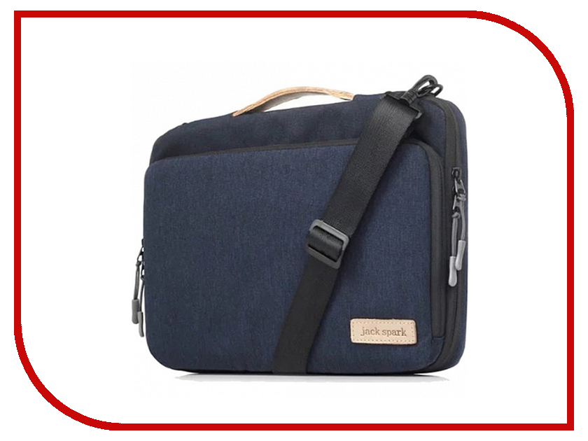 Аксессуар Сумка 13-inch Jack Spark Tissue Bag для Macbook 13 Blue