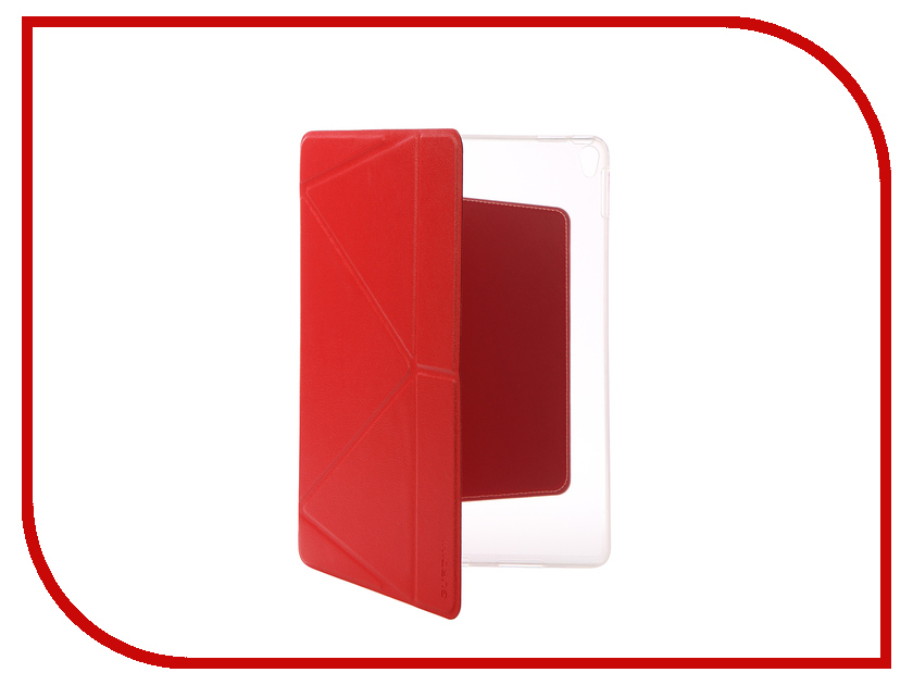 Аксессуар Чехол Gurdini Lights Series для APPLE iPad Pro 10.5 2017 Red все цены