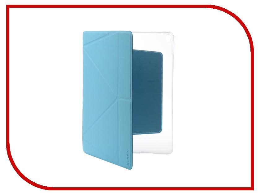 Аксессуар Чехол Gurdini Lights Series для APPLE iPad Pro 10.5 2017 Blue все цены