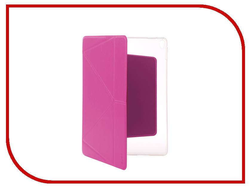 Аксессуар Чехол Gurdini Lights Series для APPLE iPad Pro 10.5 2017 Pink все цены