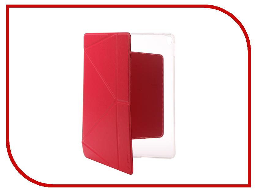 Аксессуар Чехол Gurdini Lights Series для APPLE iPad Pro 10.5 2017 Crimson