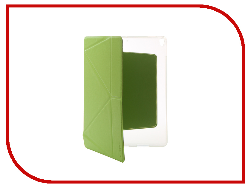 Аксессуар Чехол Gurdini Lights Series для APPLE iPad Pro 10.5 2017 Green все цены