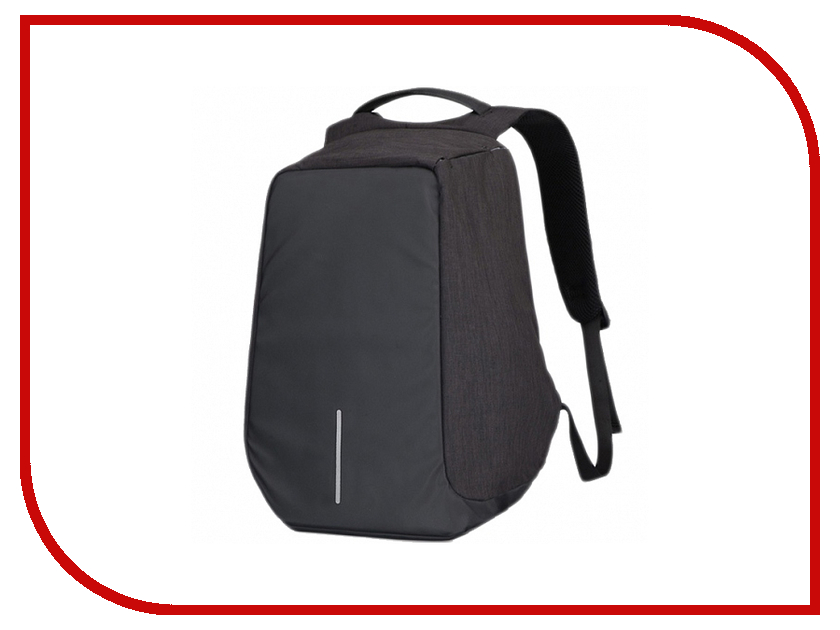 Рюкзак Jack Spark 15-inch Premium Anti-theft Black spark joy