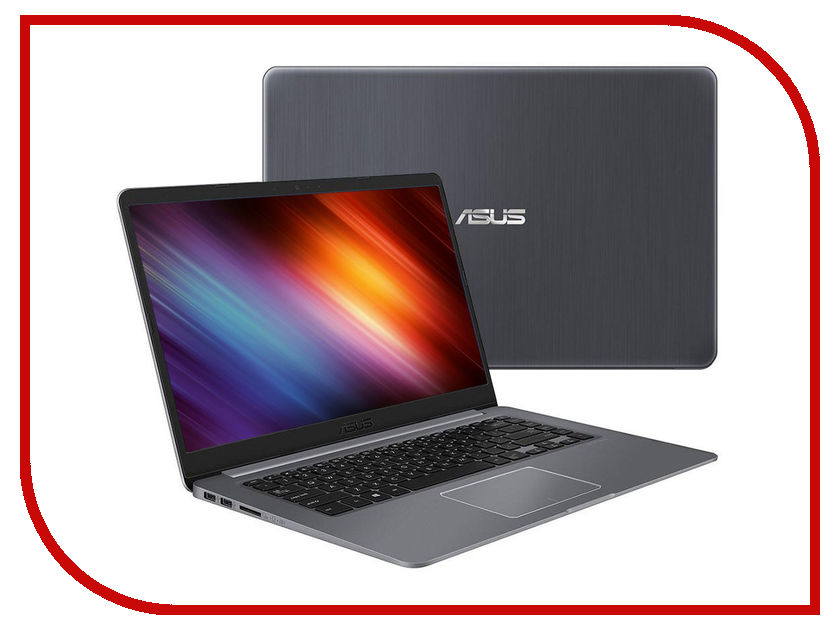 Нетбуки & ноутбуки S510UA-BQ670  Ноутбук ASUS VivoBook S15 S510UA-BQ670 90NB0FQ5-M11280 (Intel Core i3-7100U 2.4 GHz/8192Mb/1000Gb/No ODD/Intel HD Graphics/Wi-Fi/Bluetooth/Cam/15.6/1920x1080/Endless)