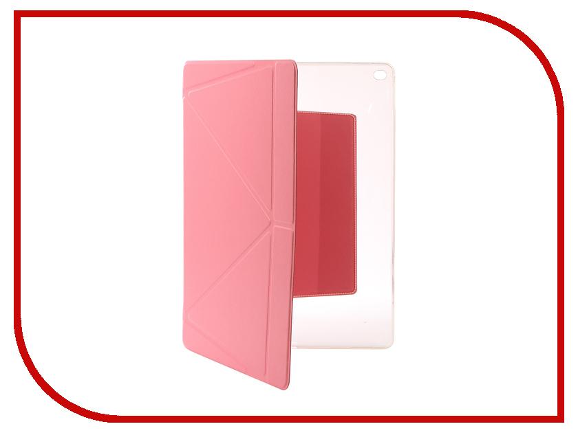 все цены на Аксессуар Чехол Gurdini Lights Series для APPLE iPad Pro 12.9 Pink онлайн