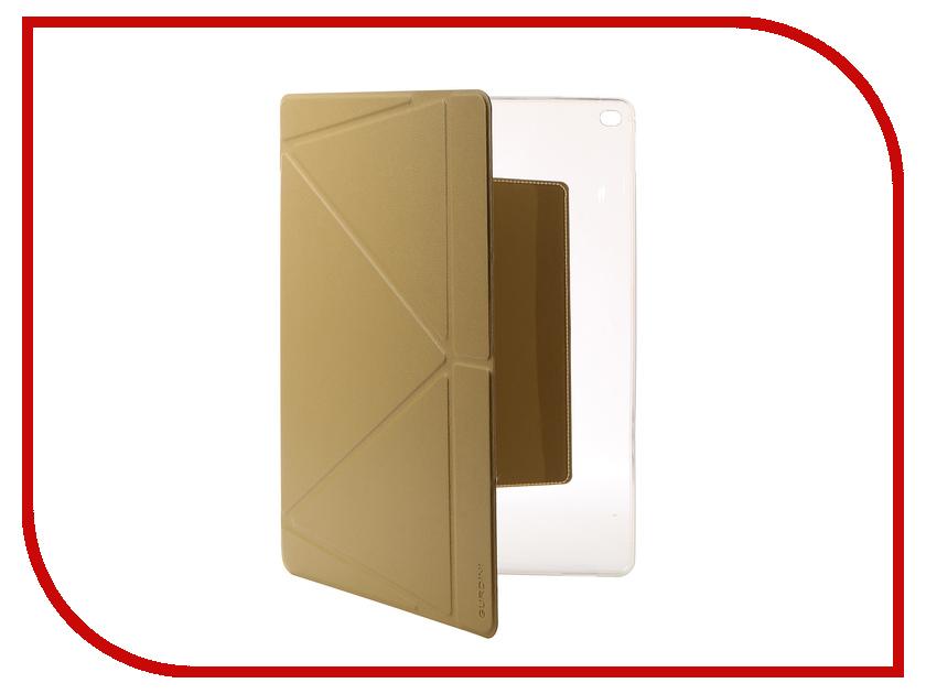 Аксессуар Чехол Gurdini Lights Series для APPLE iPad Pro 12.9 Champagne 800001 цена и фото