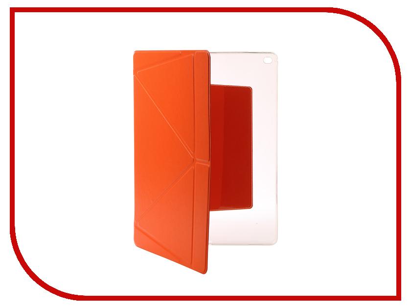 Аксессуар Чехол Gurdini Lights Series для APPLE iPad Pro 12.9 Orange аксессуар колесник профессионал orange кан для живца