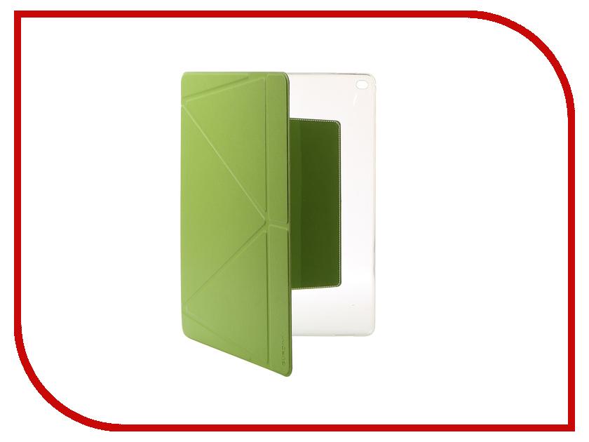 Аксессуар Чехол Gurdini Lights Series для APPLE iPad Pro 12.9 Green