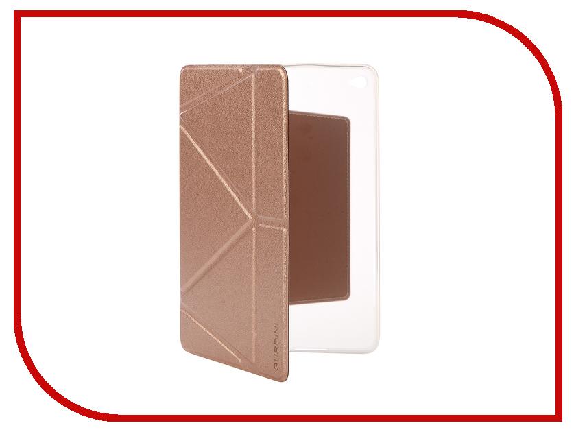 Аксессуар Чехол Gurdini Lights Series для APPLE iPad mini 4 Rose Gold 903684 yoursfs® round loop rose gold plated zircon pendant necklace