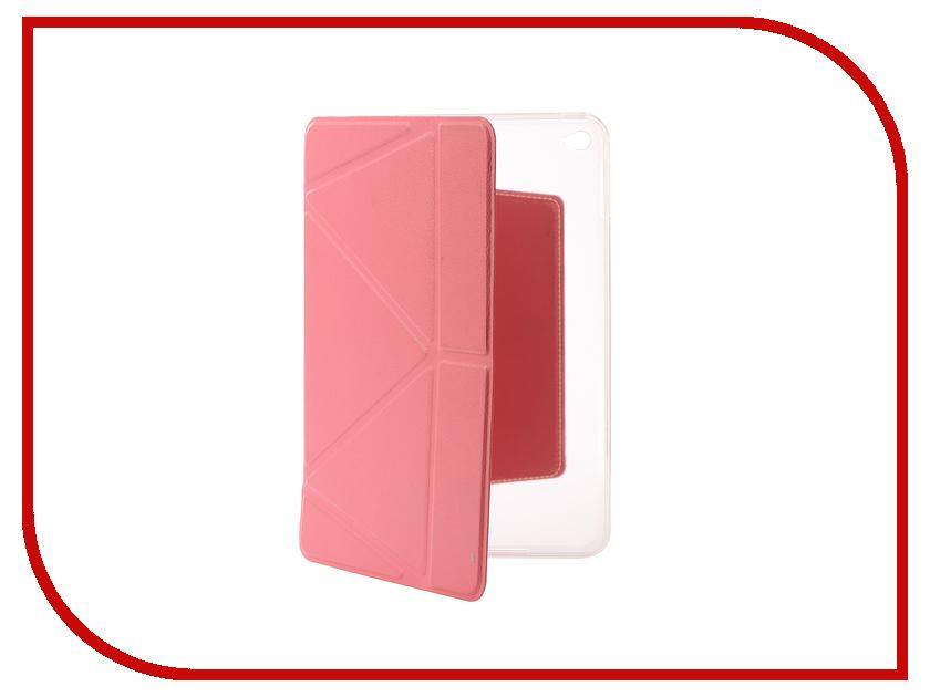 Аксессуар Чехол Gurdini Lights Series для APPLE iPad mini 4 Pink 410363 аксессуар gurdini док станция для apple ipad4 ipad mini black 290122