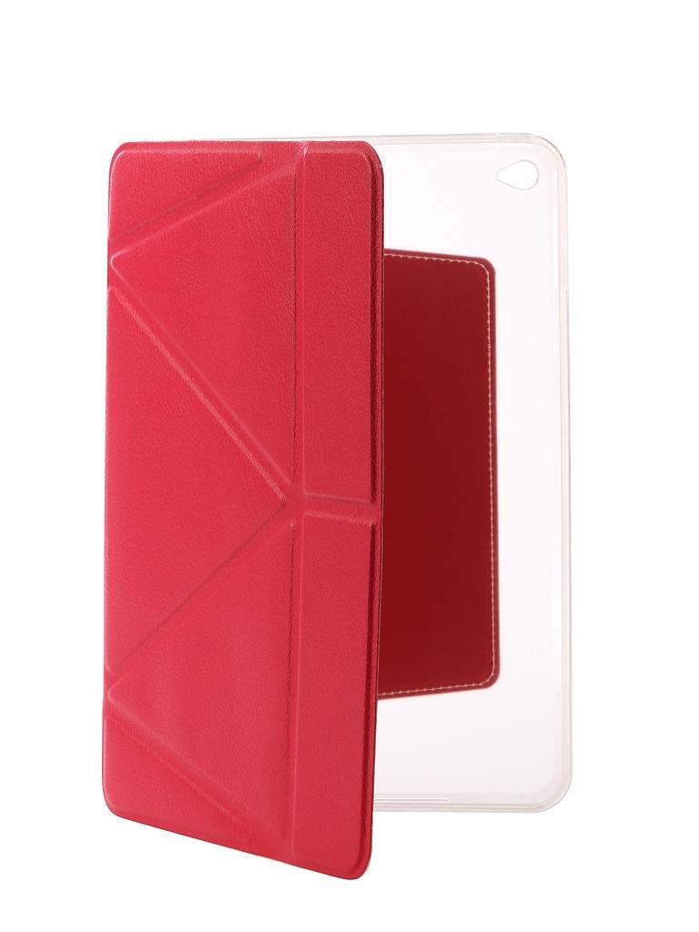 Аксессуар Чехол Gurdini для APPLE iPad mini 4 Lights Series Crimson 410339