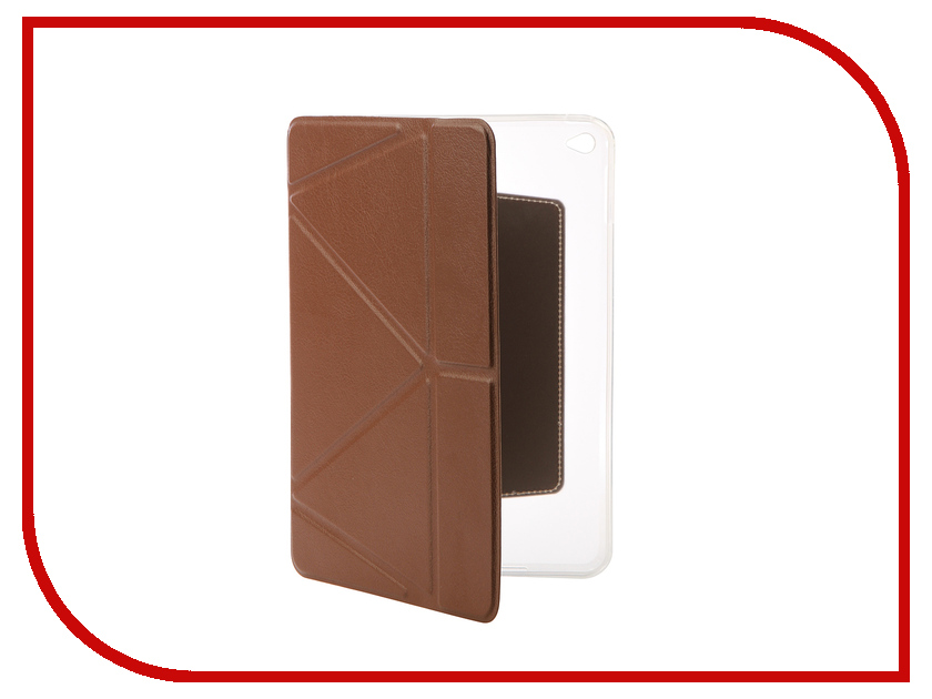 Аксессуар Чехол Gurdini Lights Series для APPLE iPad mini 4 Brown 410338 smartbuy smarty sbs 3140 black blue портативная bluetooth колонка
