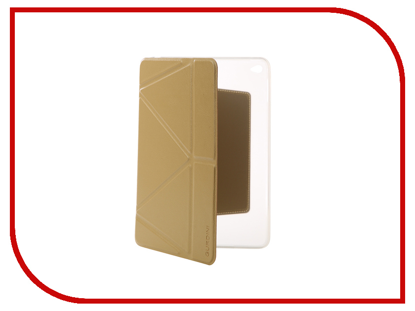 Аксессуар Чехол Gurdini Lights Series для APPLE iPad mini 4 Champagne 410335