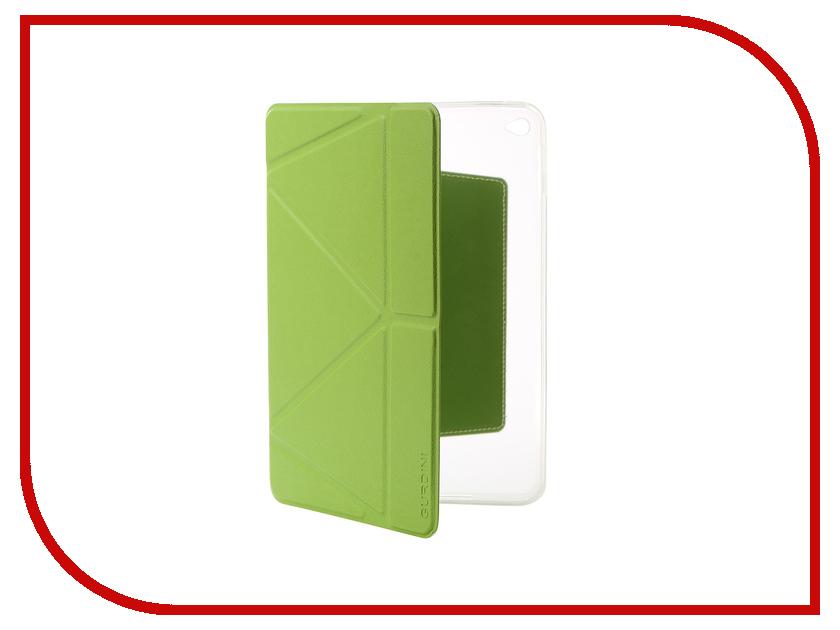 Аксессуар Чехол Gurdini Lights Series для APPLE iPad mini 4 Green