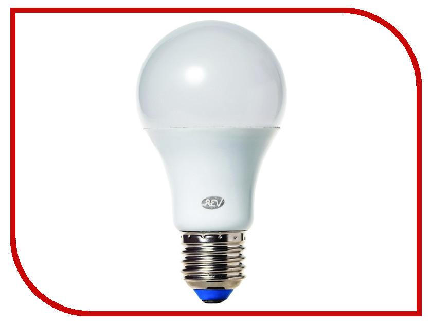 Лампочка Rev LED A60 E27 20W 2700K теплый свет 32404 1 лампочка rev led jcd g9 1 6w 3000k теплый свет 220v 32439 3