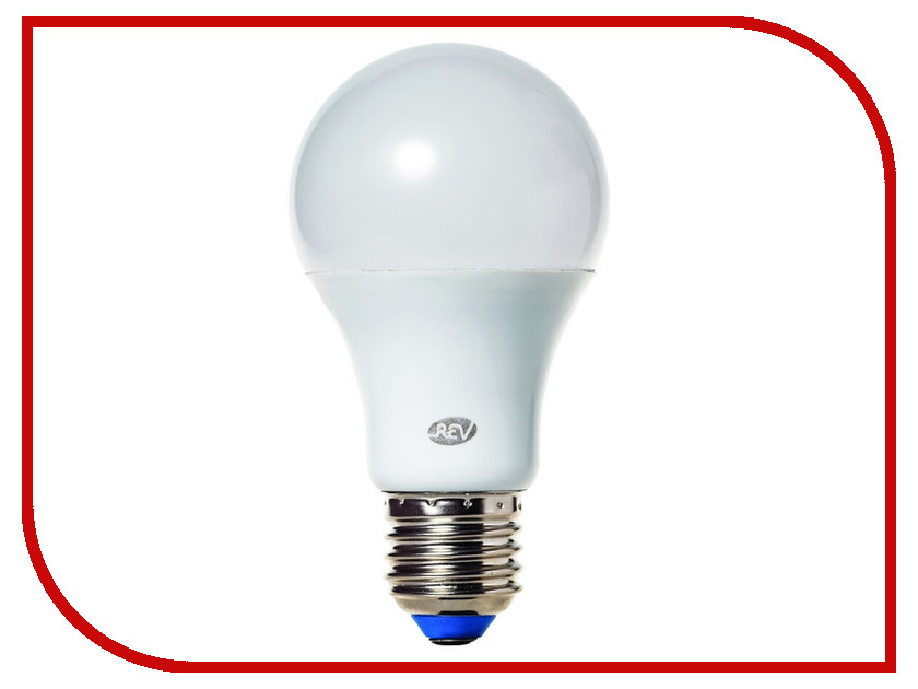 Лампочка Rev LED A60 E27 20W 4000K холодный свет 32405 8 лампочка rev led jc g4 2 5w 4000k холодный свет 220v 32438 6