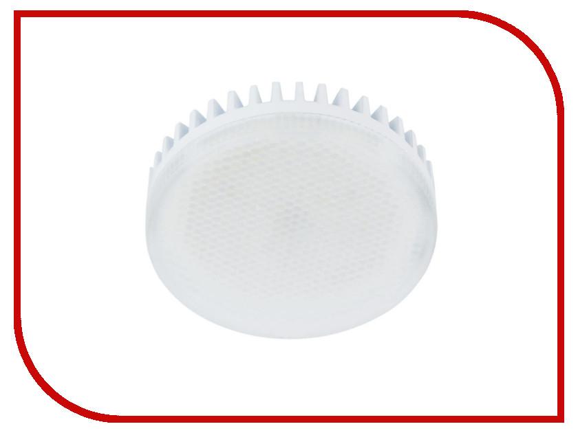 Лампочка Rev LED GX53 10W 2700K теплый свет 32567 3 лампочка rev led jcd g9 1 6w 3000k теплый свет 220v 32439 3